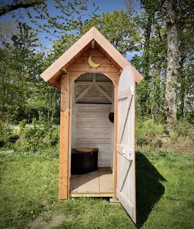 Toilette sèche Champêtre